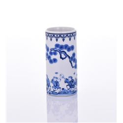 Blue And White Transfer Printed Porcelain