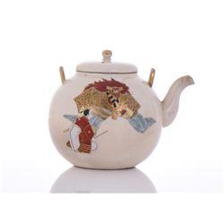 Satsuma Tea Pot.