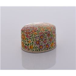 Colorful Lacquered Box.