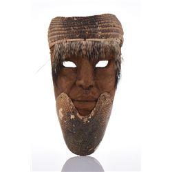 Huave Tribal Armadillo Mask