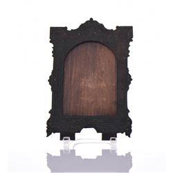 Victorian Bronze Frame.