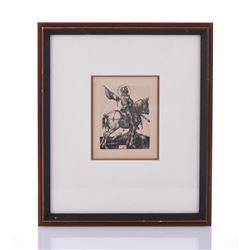 Albrecht Durer, St. George And The Drago