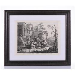 Francesco Bartolozzi, 1725-1815, Aprile,