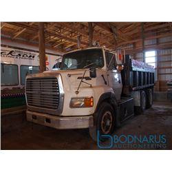 1993 Ford Aeromax L9000 Tandem Dump Truck