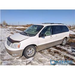 2004 Ford Freestar SEL Minivan