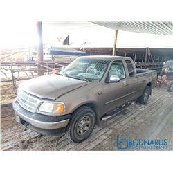 2002 Ford F150 XLT 2WD 7700GVW