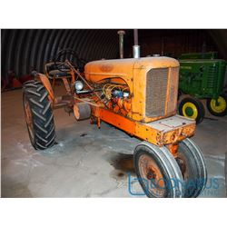 1951 Allis Chalmers Badger Tractor
