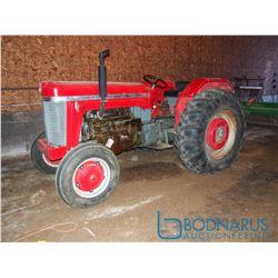 1963 MF 90WR Diesel Tractor