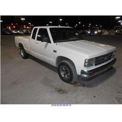1990 - CHEVROLET S-10