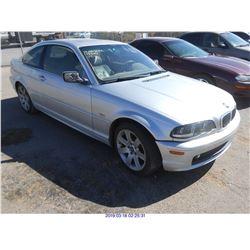 2002 - BMW 325 CI