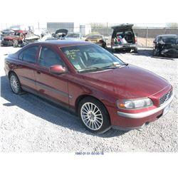 2003 - VOLVO S60