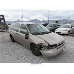 1997 - FORD WINDSTAR