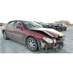 2008 - BUICK LACROSSE//EXPORT//SALVAGE TITLE
