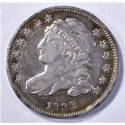 1832 BUST DIME, VF
