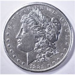 1883-CC MORGAN DOLLAR, CH BU