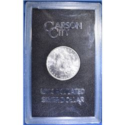1882-CC GSA MORGAN DOLLAR WITH