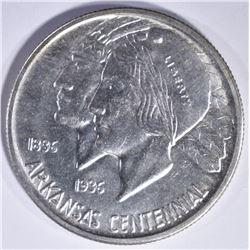1935-D ARKANSAS CENTENNIAL GEM BU