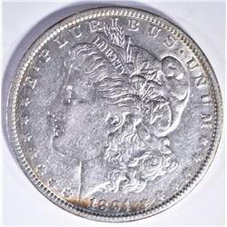 1891-O MORGAN DOLLAR BU