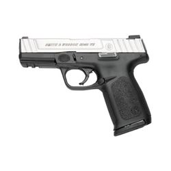 """S& W SD40VE 40SW 10RD 4"""" DT FS 2MAGS"""