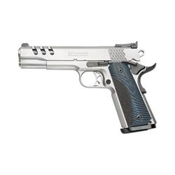 "S& W 1911 PC 45ACP 5"" STS 8RD AS WD"