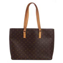 Louis Vuitton Monogram Canvas Leather Luco Shoulder Bag