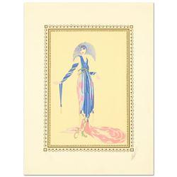 La Pretentieuse by Erte (1892-1990)