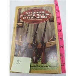 BOOK (THE REMINGTON HISTORICAL TREASURE OF AMERICA) *HAROLD L. PETERSON*