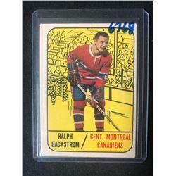 1967 Topps #67 Ralph Backstrom