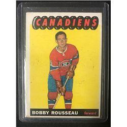 1965-66 Topps #70 Bobby Rousseau