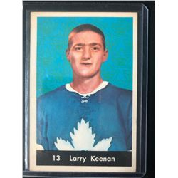 1961 Parkhurst #13 Larry Keenan