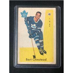 1959-60 Parkhurst Bert Olmstead #40