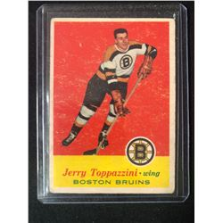 1957 Topps #5 Jerry Toppazzini