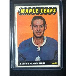 1965-66 TOPPS #12 TERRY SAWCHUK