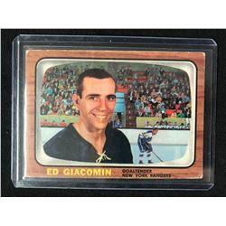 1966 Topps #23 Ed Giacomin