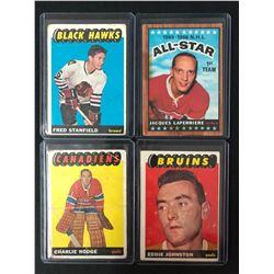1960'S HOCKEY CARD LOT