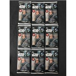 TOPPS STAR WARS ROGUE ONE SERIES 2 TRADING CARD PACKS LOT