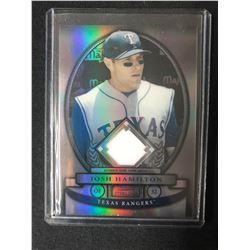 2008 Bowman Sterling #BS-JH Josh Hamilton Texas Rangers Baseball Card