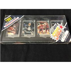 LIMITED EDITION 1991 MEMORIAL CUP COLLECTOR'S HOCKEY CARD SET