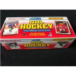 1990 SCORE HOCKEY PREMIER COLLECTOR CARD SET