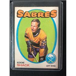 1971-72 OPC #96 Eddie Shack