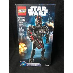 Lego Star Wars Episode VIII Elite Tie Fighter Pilot 75526