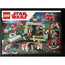 LEGO Star Wars 75200 Ahch-To Island Training (241 Pieces)