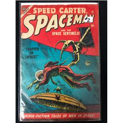 Speed Carter Spaceman #2 Atlas Comics (1953)