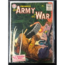 OUR ARMY AT WAR #53 (DC COMICS)