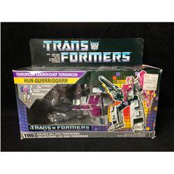 Hun-Gurrr 1987 Vintage Hasbro G1 Transformers