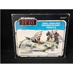 1982 Star Wars Empire Strikes Back Rebel Armored Snow Speeder Vehicle
