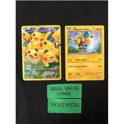 POKEMON TRADING CARDS (HIGH VALUE CARDS)