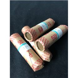 1940's KING GEORGE CANADIAN PENNY ROLLS