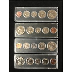 1972 JFK UNCIRCULATED AMERICAN COIN SETS LOT