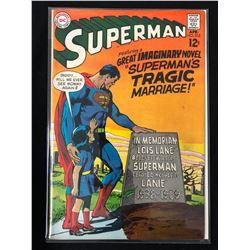 SUPERMAN #215 (DC COMICS)
